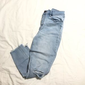 Urban Outfitters Crop Twig Jeans